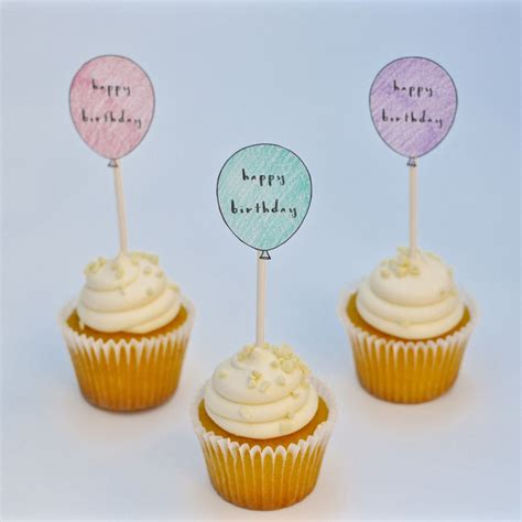 printable party toppers free printable birthday cupcake toppers make life lovely