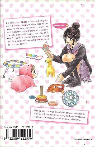 Mitsuki Momo Lover 1 3 Tamat momo lover 1 tome 1