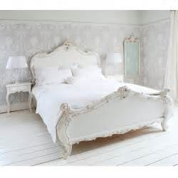 provencal sassy white bed bedroom company