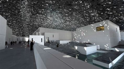 Set Dhabi Abu louvre abu dhabi is finally set to open abc news