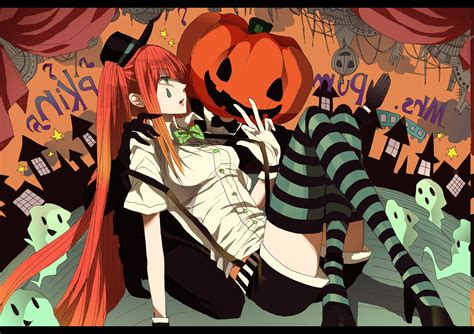 wallpaper anime ruiva vocaloid hatsune miku twintails chess thigh highs