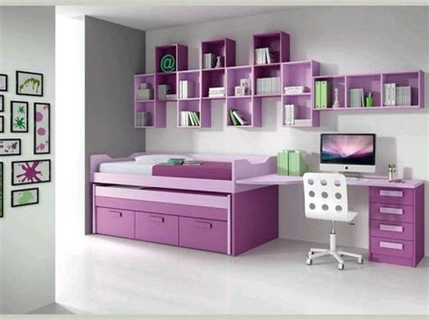 decoracion habitacion juvenil morada morada quarto de menina pinterest quarto modulado