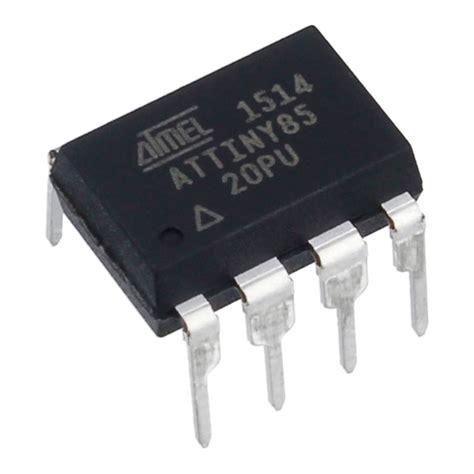 Produk Istimewa Attiny85 20pu 8 Bit Atmel Microcontroller Dip8 Mcu Uc attiny85 8 pdip microcontroller