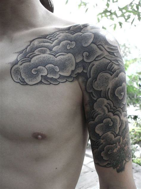 japanese smoke tattoo designs 20 best smoke cloud images on cloud