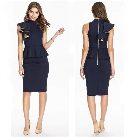 smart casual jurken casual work dresses cocktail dresses 2016