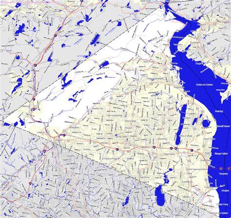 rockland county map ny landmarkhunter rockland county new york