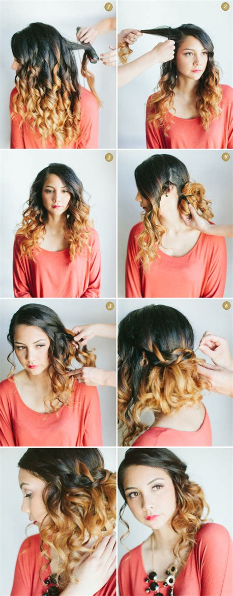 do it yourself ombre hair step by step 18 cute hairstyle ideas tutorials hairstyles weekly