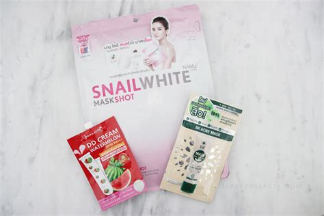 Aichun Milk Whitenning Soap Bk thailand haul makeup skin care slashed