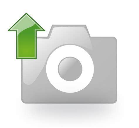 filemissing image icon  camera  upload arrowsvg