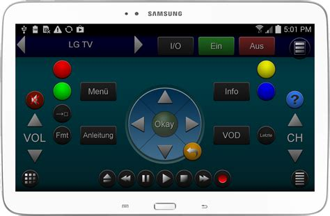 infrared app for android zappir universal ir remote app for android review