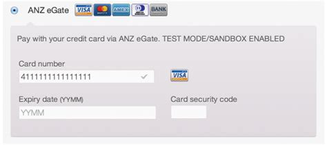 Credit Card Application Form Anz Anz Egate Woothemes