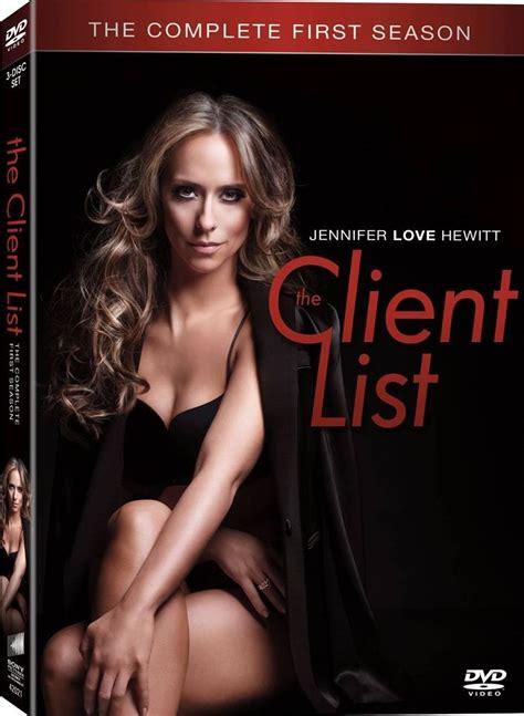 client list season 3 première the client list dvd release date
