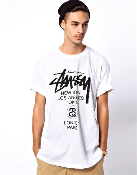 Jacket Stussy Hoodie 9 t shirt quot world tour quot stussy fashion alex o loughlin and world