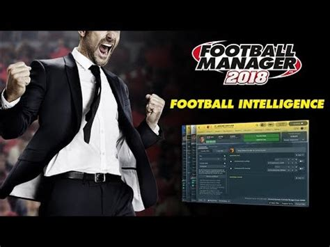 football manager and games like it reddit fm18 football intelligence footballmanagergames