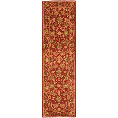 8 ft runner rug safavieh antiquity 2 ft 3 in x 8 ft rug runner at52e 28 the home depot