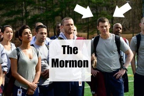 abc series features mormon character wearing   temple garments lds smile