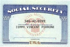 Editable Social Security Card Template Create Novelty Social Security Card Fiverr