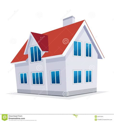 home image home vector illustration icon stock vector image 26767624