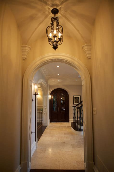 Open Entryway Ideas Designing A Home With A Central Gallery Semerjian Builders
