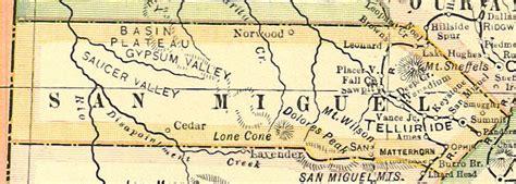 County Colorado Divorce Records San Miguel County Colorado Genealogy Census Vital Records