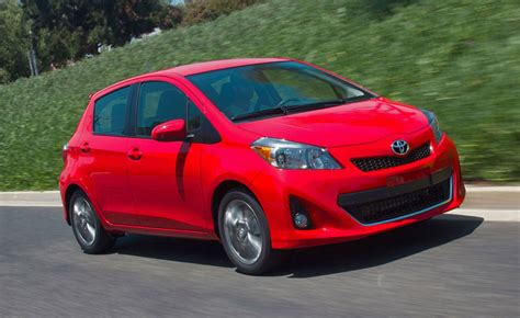 Toyota Cheapest Car Cheapest More Efficient Toyota 2013 Toyota Yaris