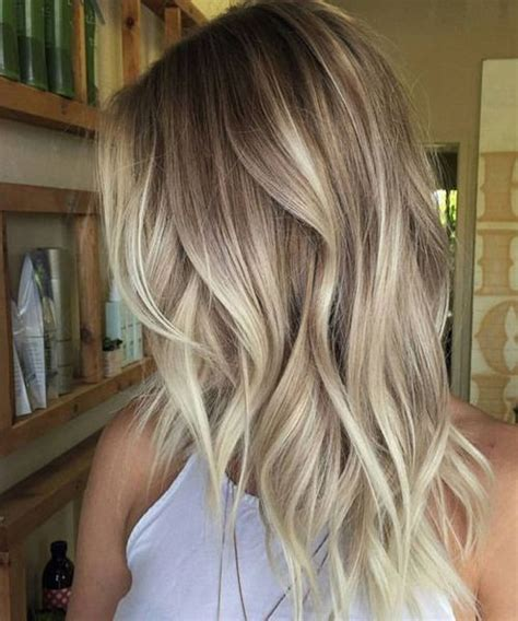 blonde ombres for medium lengths 25 best ideas about medium length ombre hair on pinterest