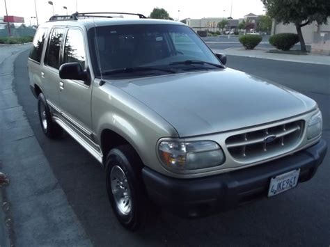 2000 ford explorer xls 2000 ford explorer xls 4dr suv in sacramento ca optimal