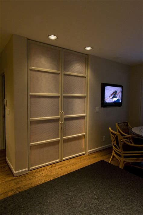 Modern Pantry Doors by Custom Pantry Doors Modern Kitchen Kansas City By