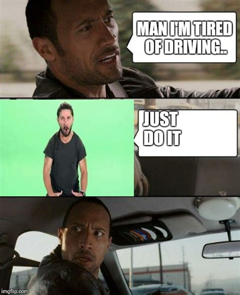 The Rock Memes - the rock driving memes www pixshark com images