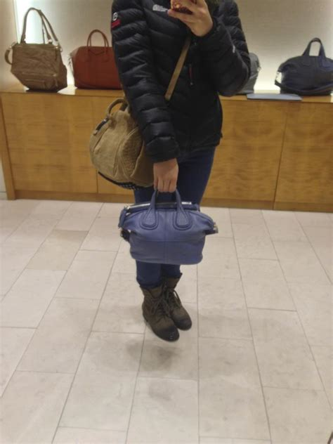 After Can Givenchy Lacroix And Chanel Measure Up by Nightingale Micro Satchel Bag Purseforum