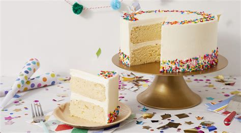 classic birthday cake recipe myrecipes
