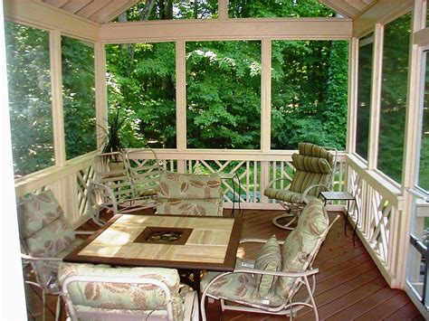 screened porch makeover rough concrete floor screen porch flooring options and considerations in