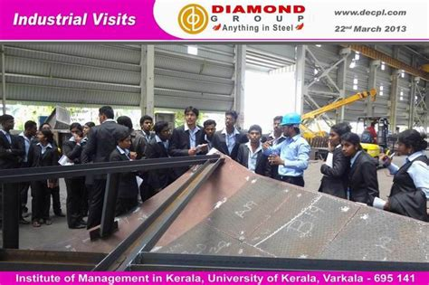 Hospital Administration Mba In Kerala by Csr Industrial Visit Institute Of