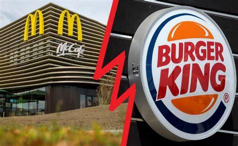 burger essen vorarlberg fast schon eine glaubensfrage burger king oder mcdonald s