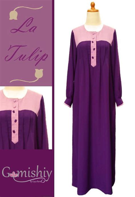 Gamis Tulip Black 17 best images about gamishiy gamis on lace