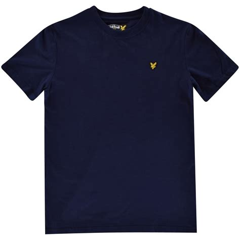 Tshirt Scoot lyle junior lyle boys navy t shirt