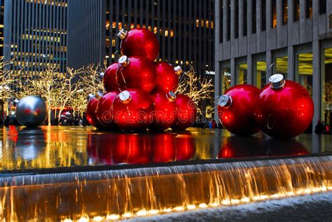 ornaments in manhattan nyc editorial photography image 22494722