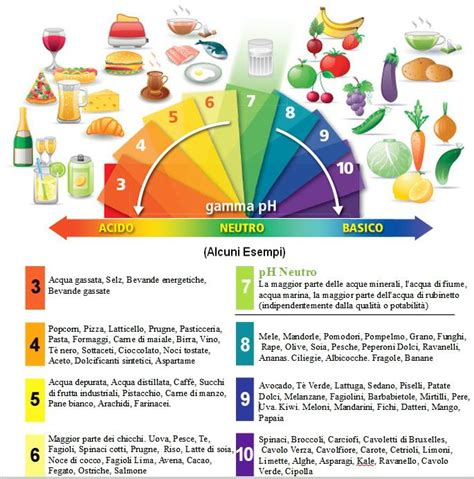 alimenti con ph alcalino rendi alcalino il tuo corpo arnold ehret