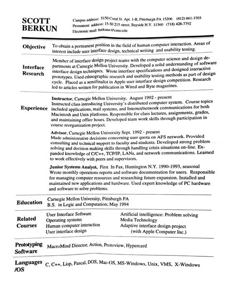 resume for strong communication skills resume format