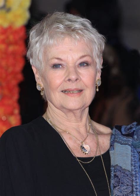 Dame Judi Dench   Photo   Who2