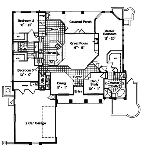 House Plans And More Com by Amelia Island Florida Home Plan 047d 0142 House Plans