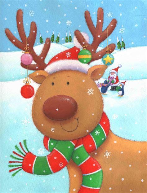raindeer shiers reindeer paper and december daily