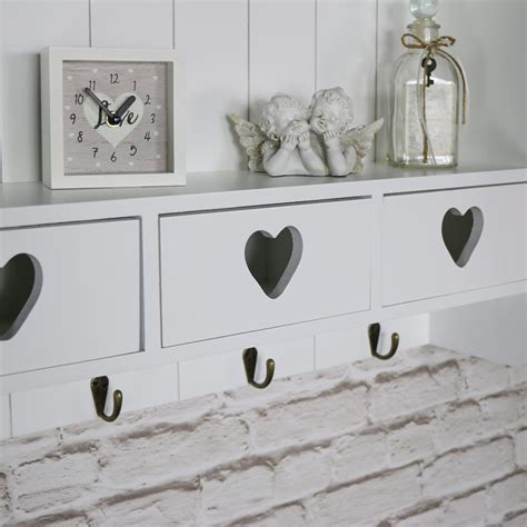 wall drawers uk large white wall shelf with drawer storage melody maison 174