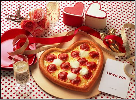 valentines day pizza crunchyroll a s day with pizza
