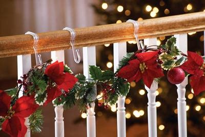 banister garland hangers banister garland hangers 28 images banister protecting