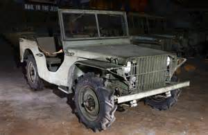 World S Jeep Cr4 Entry World S Oldest Existing Jeep Prototype
