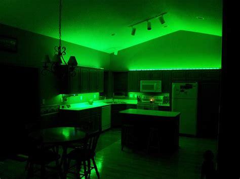 led lighting strips for home 16 ft 110 v power supplied led light kit