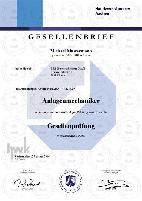 stuckateur frankfurt hwk gesellenbrief kaufen gesellenbriefe einfach