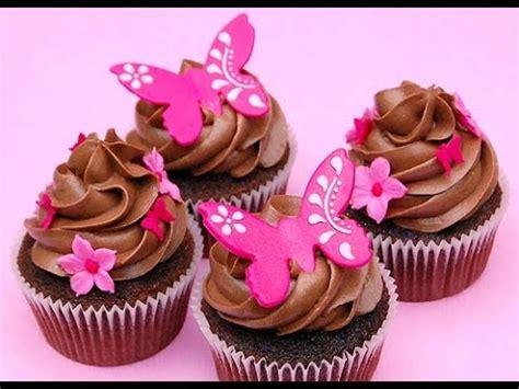 decorar cup cakes faciles c 243 mo decorar cupcakes ideas super f 225 cil youtube