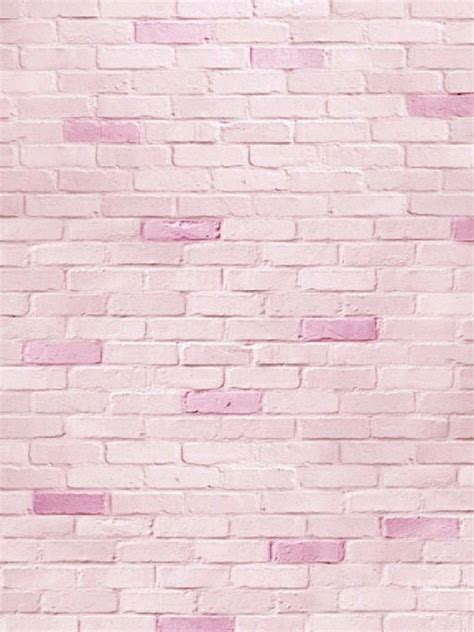 pink brick wall aesthetic background brick pink texture textures wall wallpaper first set on favimcom